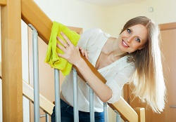 professional house cleaning in kingston